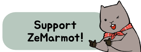 Click to crowdfund ZeMarmot!